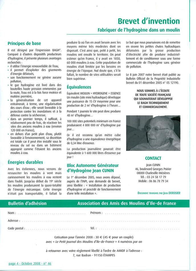 Fédération Française des Amis des Moulins
