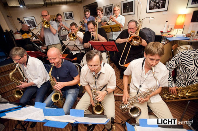 Notes and Tones Jazz Orchestra
