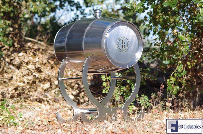 Golden Barrel GD Industries Leclerc Briant