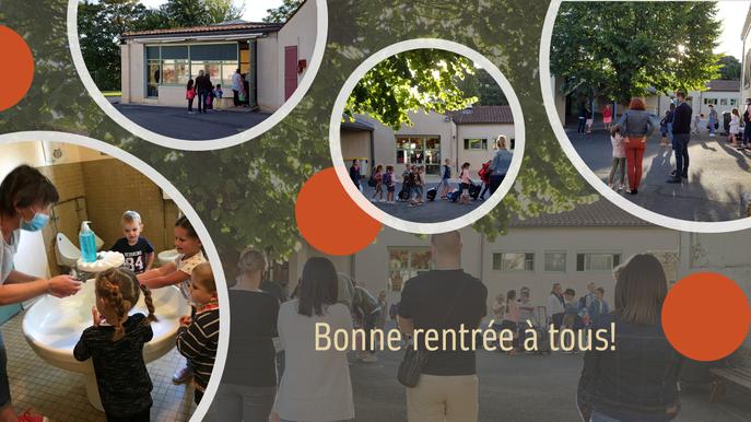 Ecole de Fouquebrune - Rentrée 2020-2021