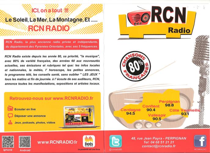 Sainte Marie Pêche Plaisance SMPP 66470 partenaire de RCN Radio