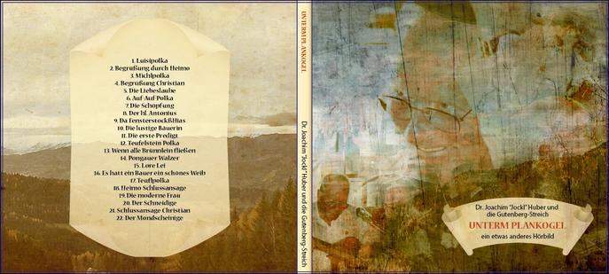 unsere  neue CD ist da, viel Spass und gute Unterhaltung!