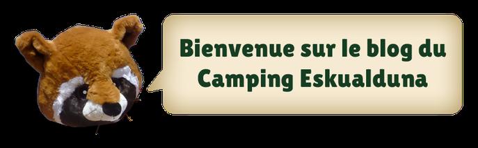 Bienvenue sur le Blog du Camping Village Eskualduna