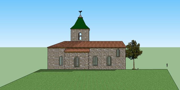 Une des premières version en 3D.