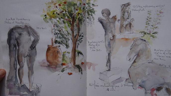 Musée archéologique d'Athènes