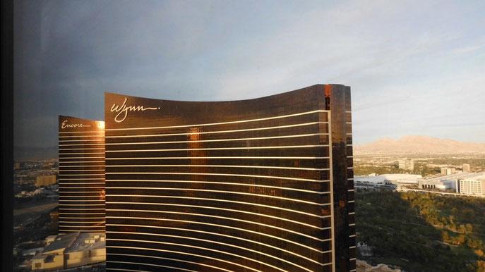 Bild: Las Vegas, Wynn, Encore, HDW, Hans-Dieter Wuttke, Route 66 oder NIX!