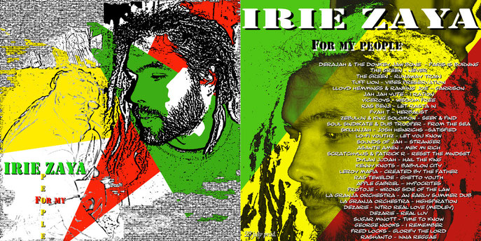 IRIE ZAYA - FOR MY PEOPLE