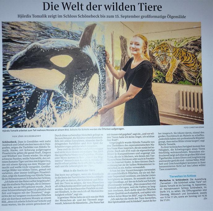 Die Norddeutsche vom 29.7.19, Seite 2