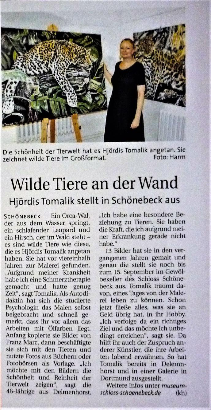 Weser Report vom 4.8.2019, Seite 8