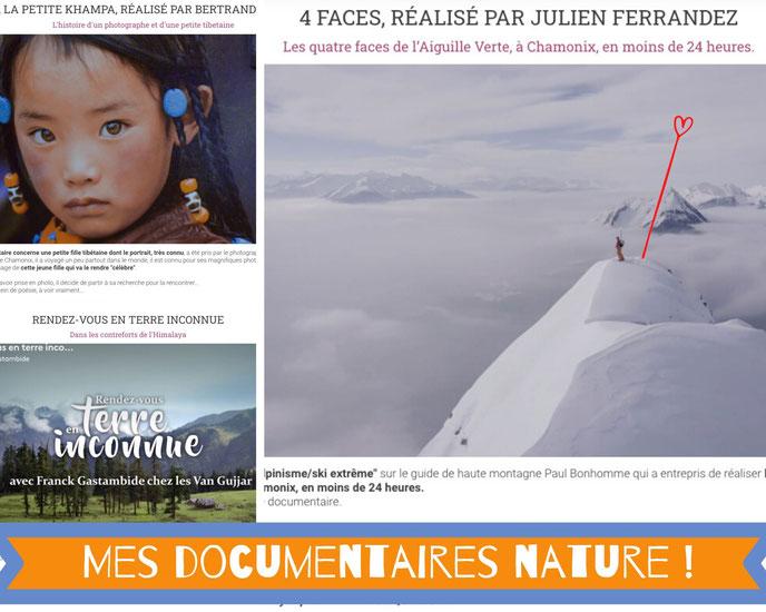 documentaire nature coup de coeur