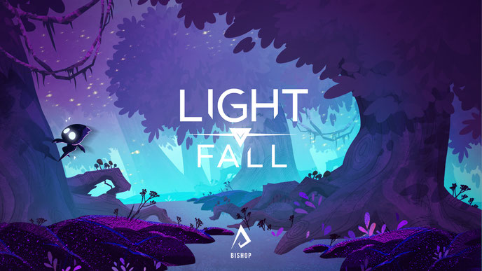 Light Fall, Bishop Games, Nintendo, Switch, Schattenkern, Stryx, Numbra, Vipera, Plattform, Plattformer, Speedrun, Indie, David Dion-Paquet, Ben Archer, Mathieu Robillard, Kickstarter, Kamloops, Paddlewood,
