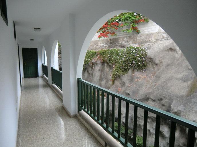 Eingang Apartment