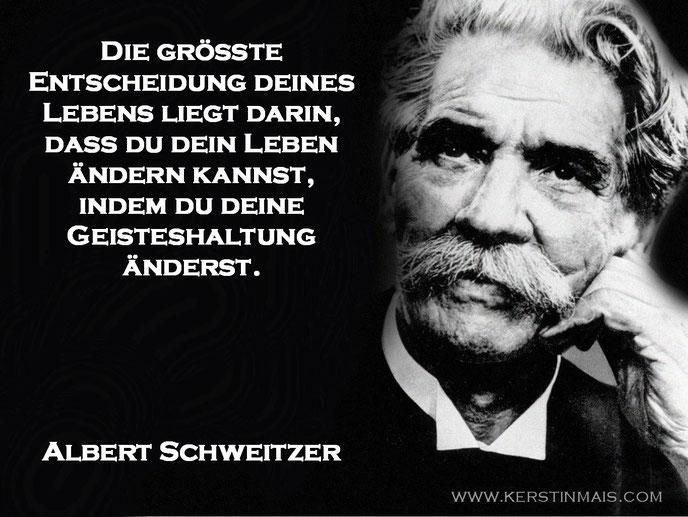Albert Schweitzer - Fitness für Körper und Geist