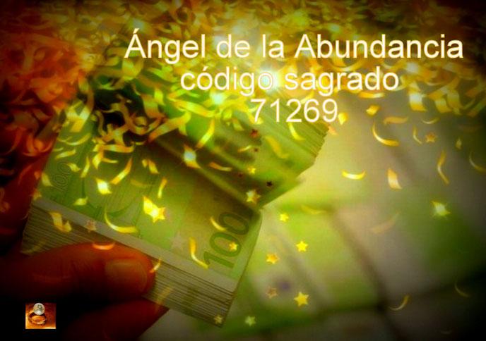 ACTIVACIÓN CÓDIGO SAGRADO NUMÉRICO AGESTA -71269 - ÁNGEL DE LA ABUNDANCIA - EJERCITACIÓN GUIADA- CON AUDIO- CADENA DE ACTIVACIÓN - DÍA TRES- PROSPERIDAD UNIVERSAL