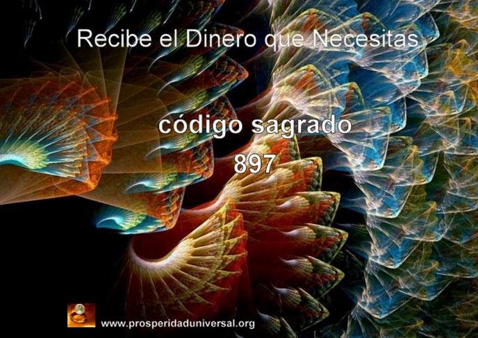 RECIBE EL DINERO QUE NECESITAS, CÓDIGO SAGRADO 697 - PROSPERIDAD UNIVERSAL - BLOG PU