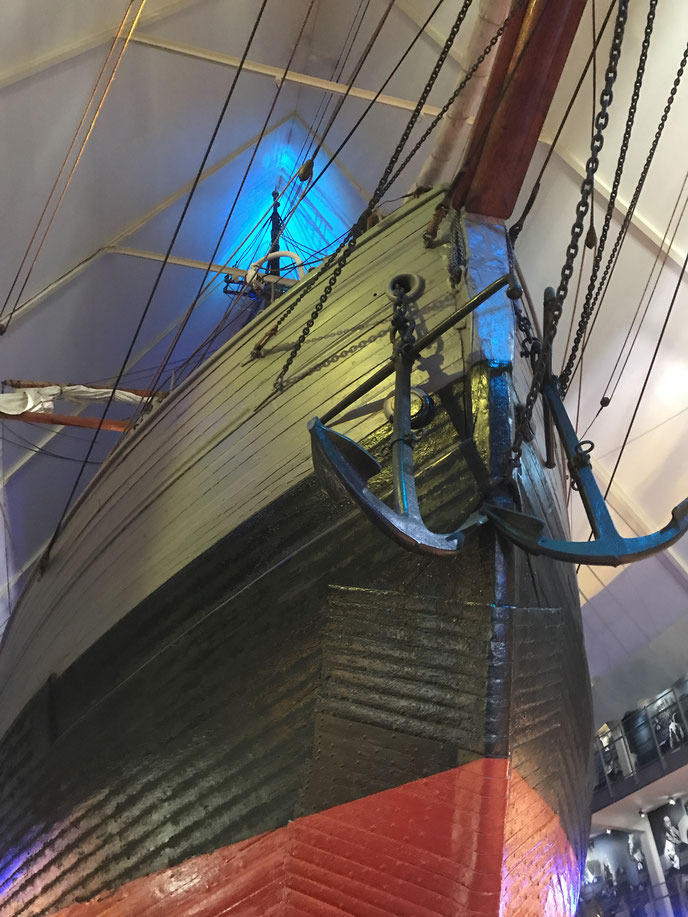 オスロの海洋博物館その2_ウォリス