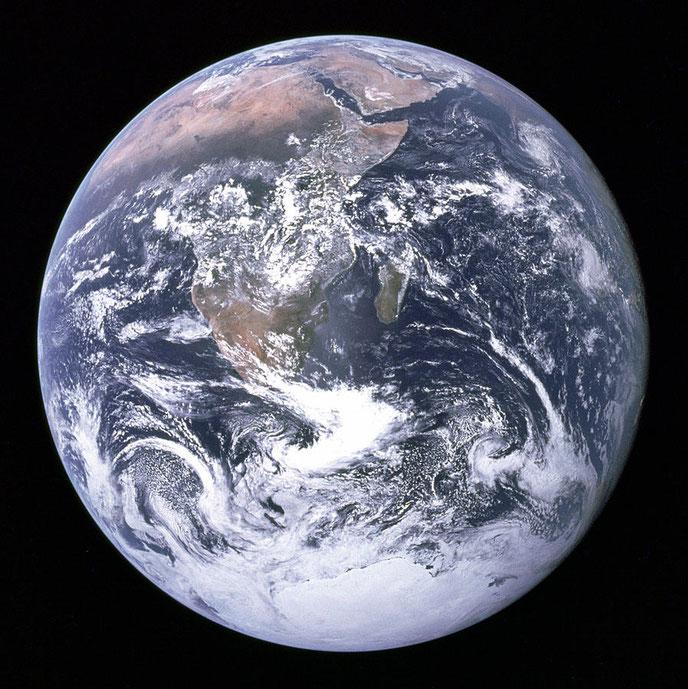 Quelle: NASA, Apollo 17, 07.12.1972