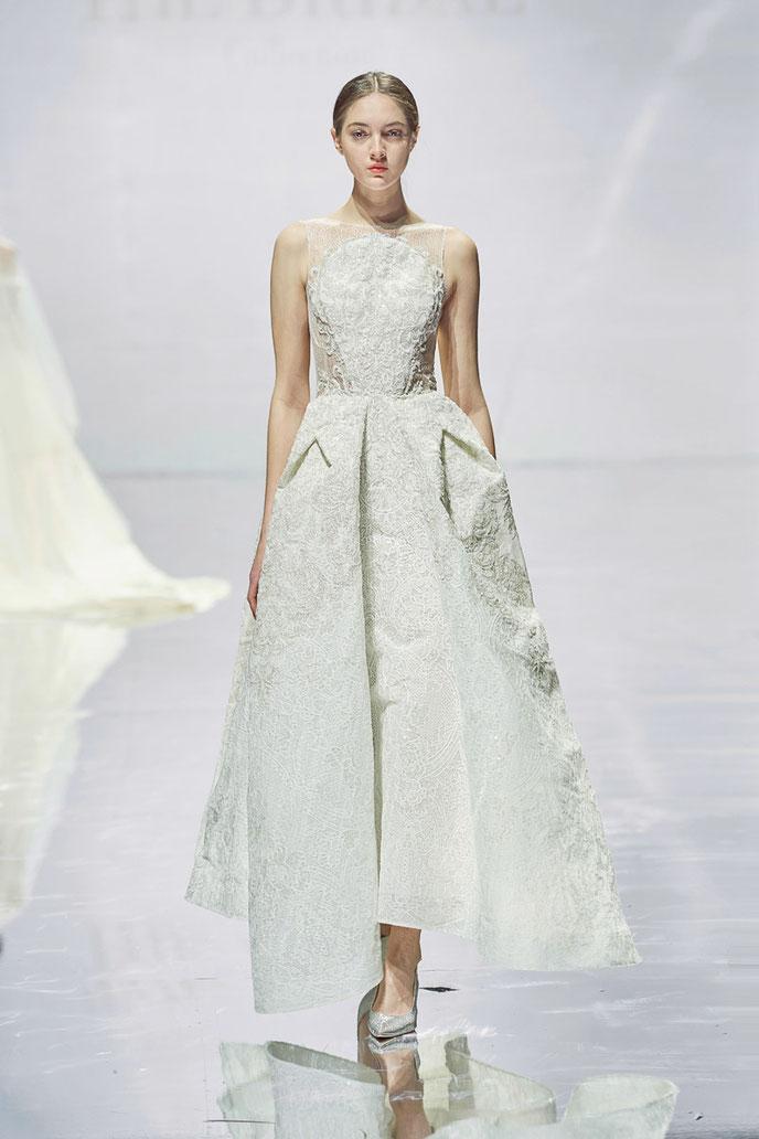 The Atelier Couture by Professor Jimmy Choo exklusiv für Audrey Wedding Salon Brautmode Köln, TE18-250
