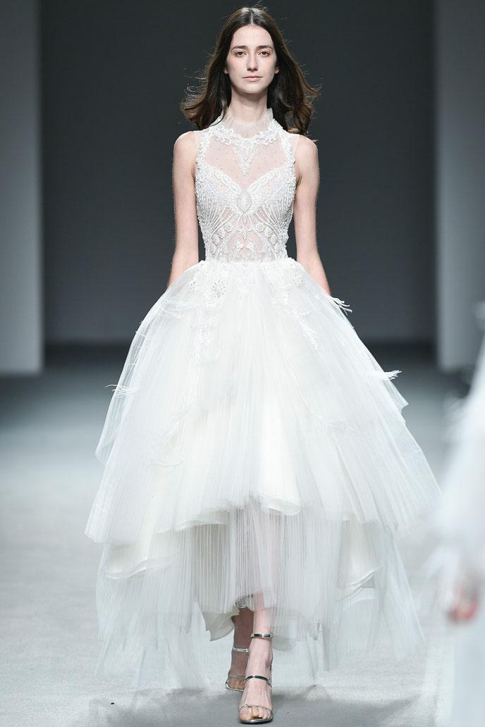 The Atelier Couture by Professor Jimmy Choo exklusiv für Audrey Wedding Salon Brautmode Köln, TA18-002