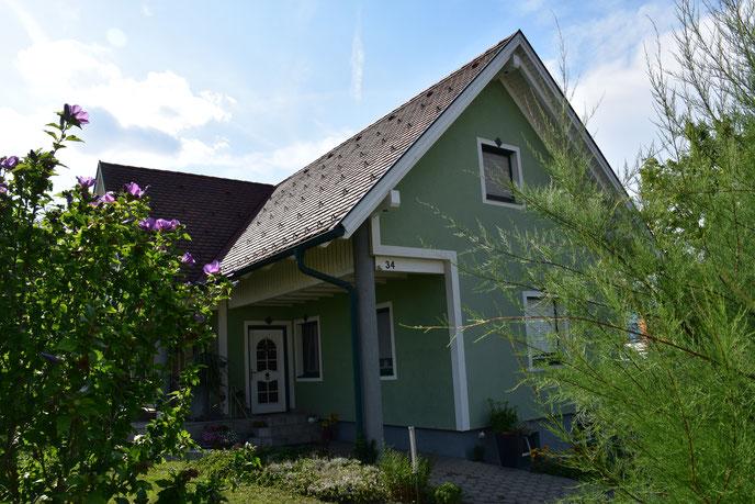 Bild: Ferienhaus Fini Außenansicht