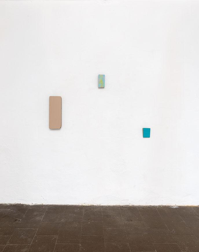 Andreas Keil, Malerei, Verein für aktuelle Kunst, VfaK, Oberhausen, Ausstellung