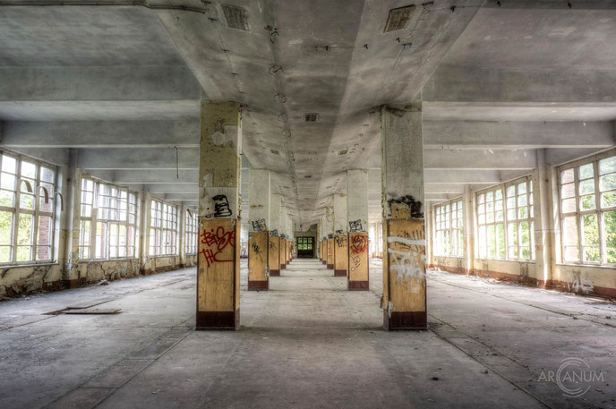 Soviet Military Depot