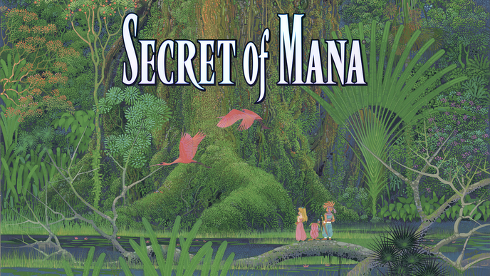 Secret of Mana, Remake, Square Enix, SNES, Super Nintendo, RPG, Mana, Popoi, Prim, Randi, Thanatos, Mana Festung, Mana Baum, 1993, Imperium, Playstation 4, PS Vita, Samen