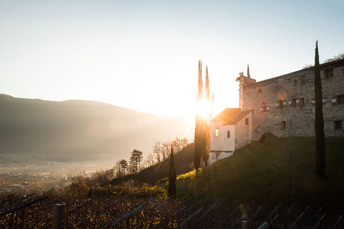 Kestnriggl - Kastanientage in Tisens, Prissian, Völlan und Lana - Gourmet Südtirol