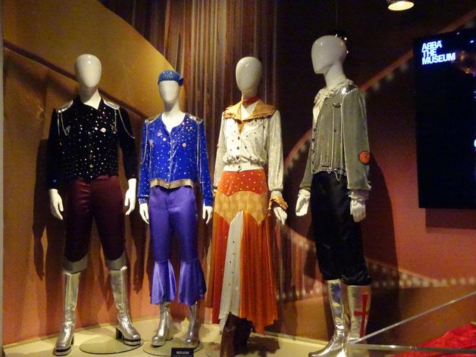 Das war das Gewinner-Outfit beim Grand prix de la Chanson am 6. April 1974