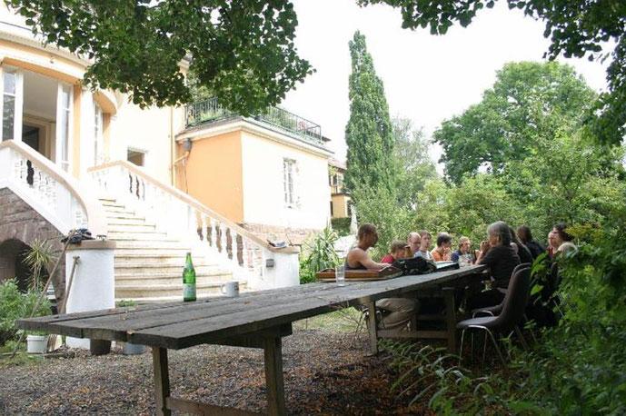'Villa locomuna' i Kassel