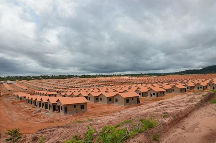 """Mi casa - Mi vida"" (Mit hus, mit liv) - projekt i Brasilien"