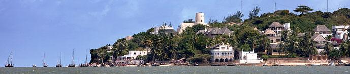 Villaggio di Shela - Isola di Lamu