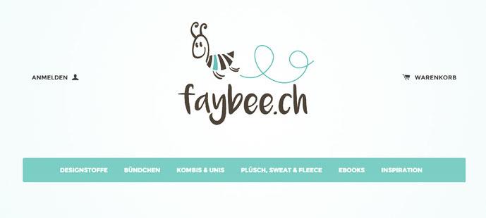 Stoffe online kaufen bei faybee
