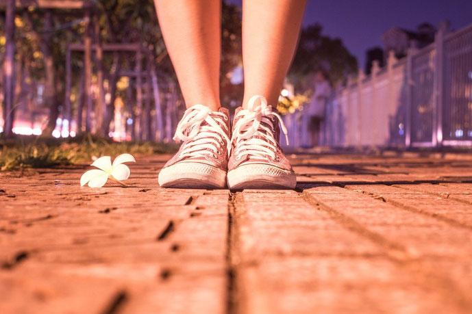 Intuition Walk Berlin - Lauf dich glücklich! (Foto: pixabay.com)