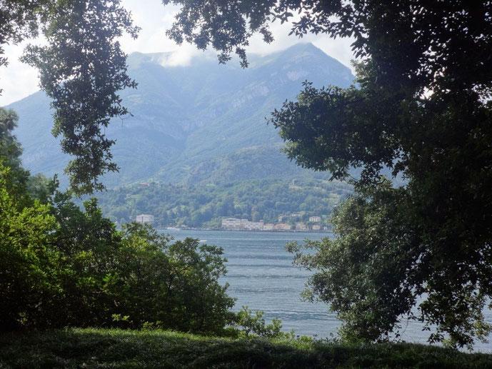 View Lake Como Italy