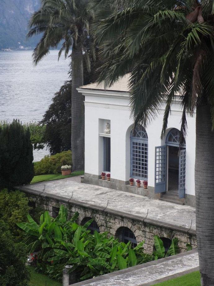 Fenster Gartenpavillon