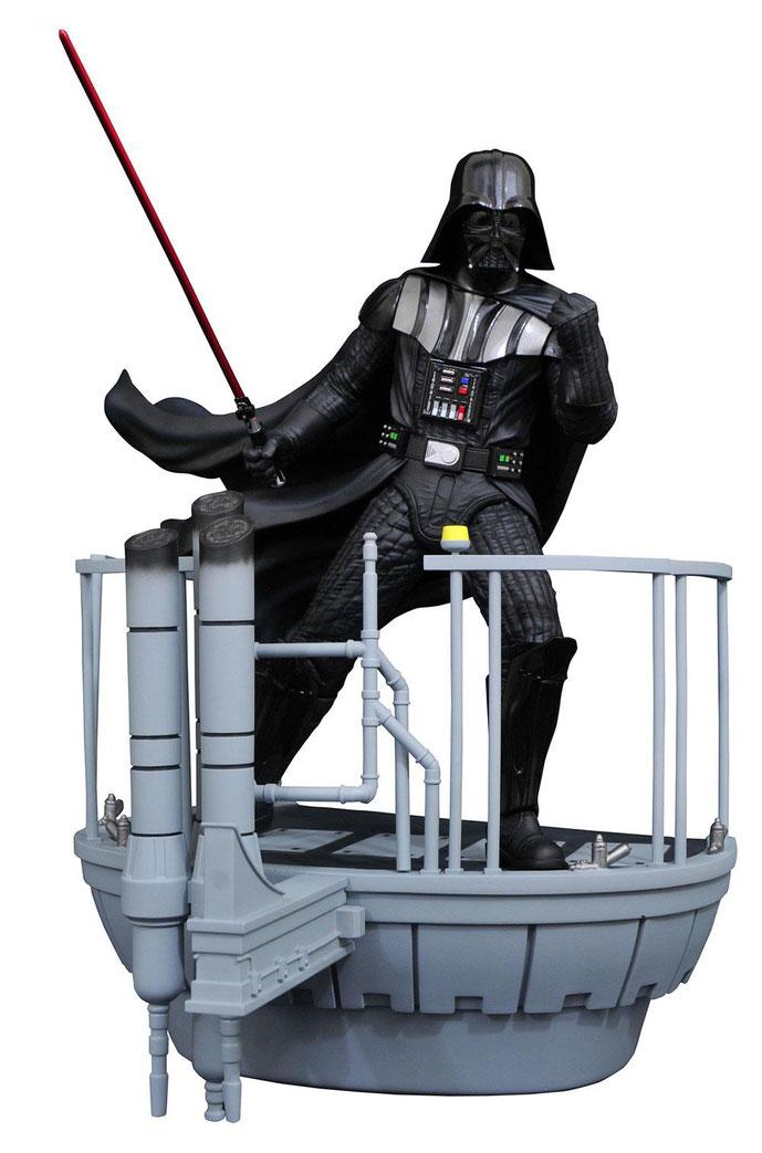 Darth Vader 1/6 Star Wars Episode V Milestones Statue 41cm Statue Gentle Giant Gentapr202641