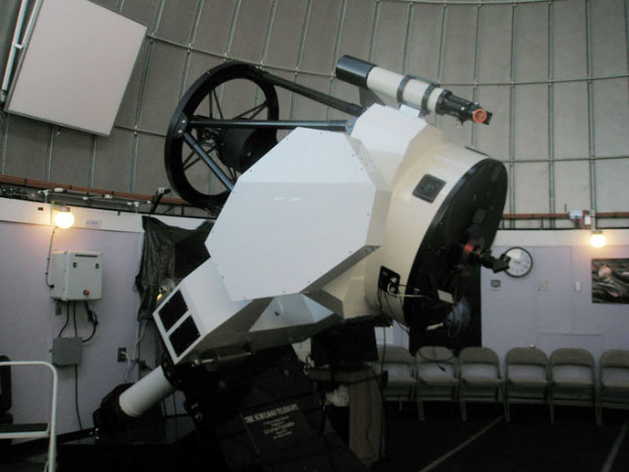 Schulman 32 inch telescope