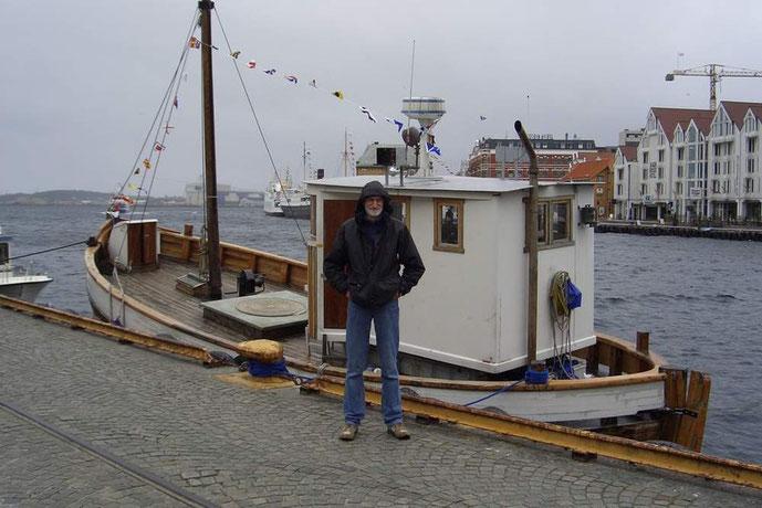 Käpten Seebär war auch in Stavanger