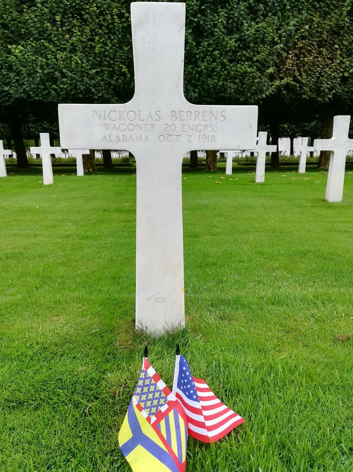 Tombe de Nicholas - Nicholas' grave - FindaGrave.com