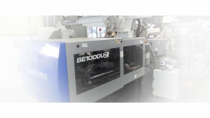 住友重機械工業製 SE100DUZ