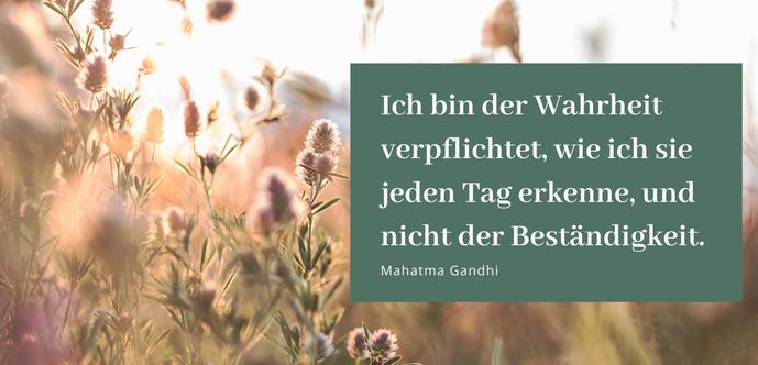 Glücklicher Leben durch Wahrhaftigkeit - Gastbeitrag von Marion Elend #Zitat #Wahrheit #Wahrhaftigkeit #Glück #glücklich