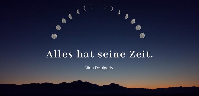 """Rituale verbinden dich mit deinem Mittelpunkt, Gastbeitrag Nina Doulgeris in der Blogreihe """"Lieber glücklich von A bis Z"""" von Katja Otto #Rituale #Blog #Mitte #Dankbarkeit #Achtsamkeit"""