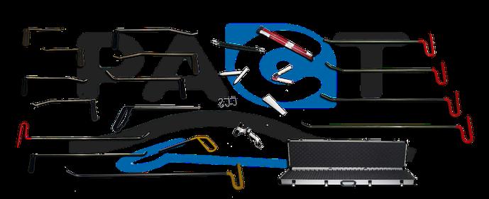 Acheter kit 16 outils debosselage sans peinture