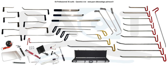 Acheter kit 36 outils DSP