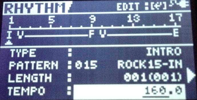 【BOSS BR-80】カノンロックをつくる ドラム打ち込み後
