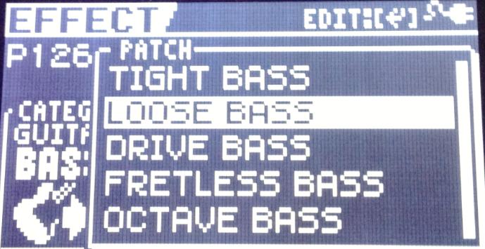 【BOSS BR-80】カノンロックをつくる エフェクターでギターからベースに変換