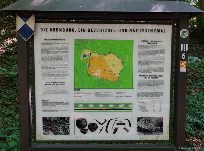Die Dornburg