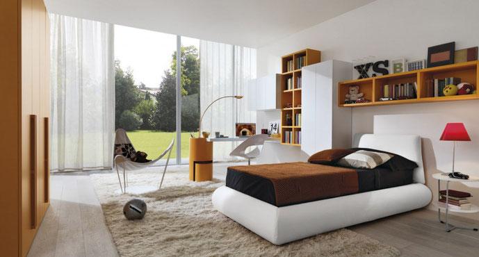 Idee Per Personalizzare La Camera : Zalf la cameretta perfetta progettazione e vendita di mobili