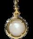 沖縄の御嶽で祈りをこめる龍の宝珠 ぬぶし玉 ブルームーンストーンのパワーストーン ペンダント・ネックレス